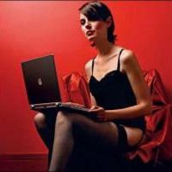 Виртуальный секс, секс по интернету - это процесс при котором два или более